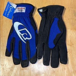 Mechanic's work gloves